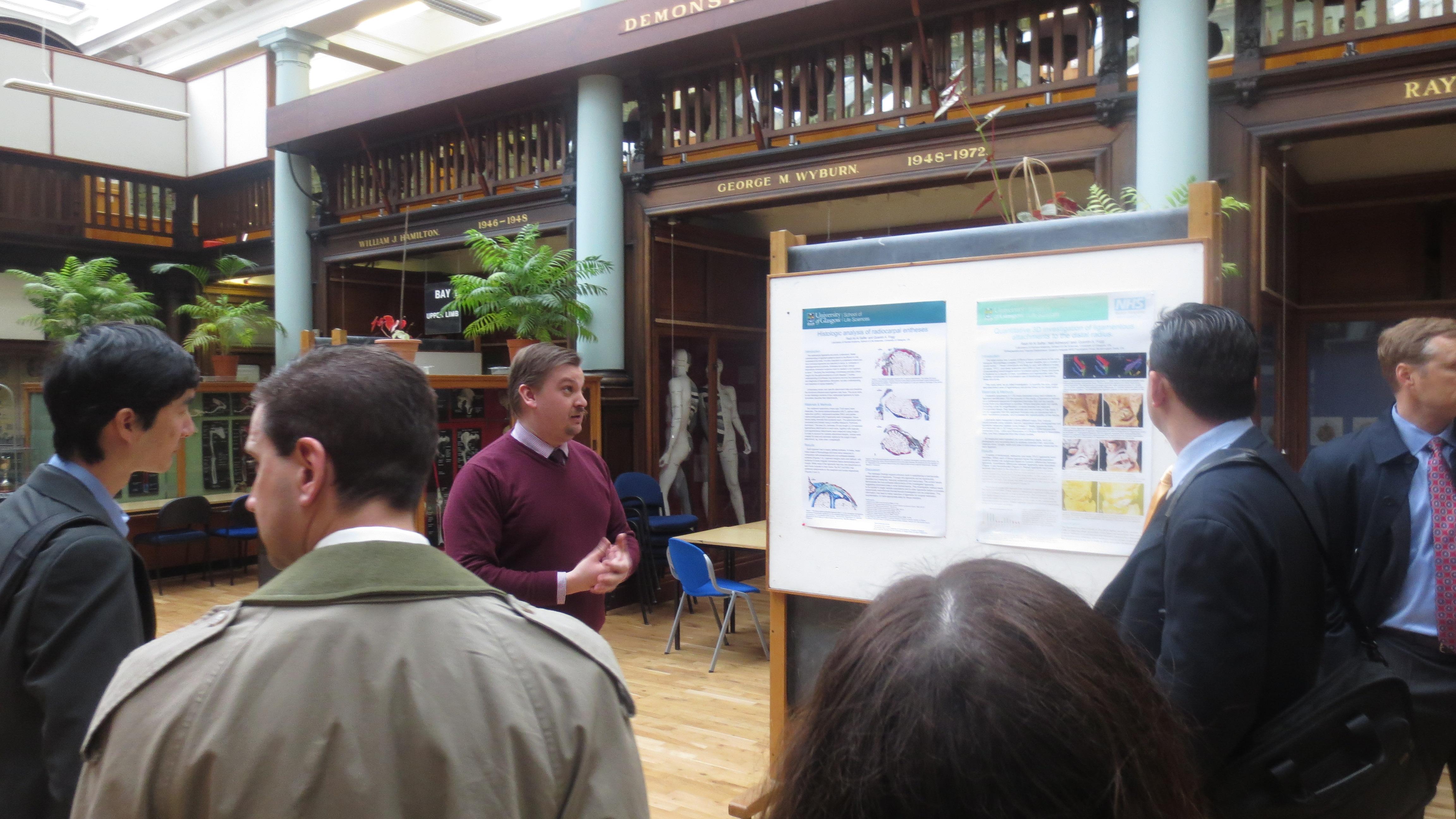 Glasgow, Scotland | AOA Traveling Fellowships