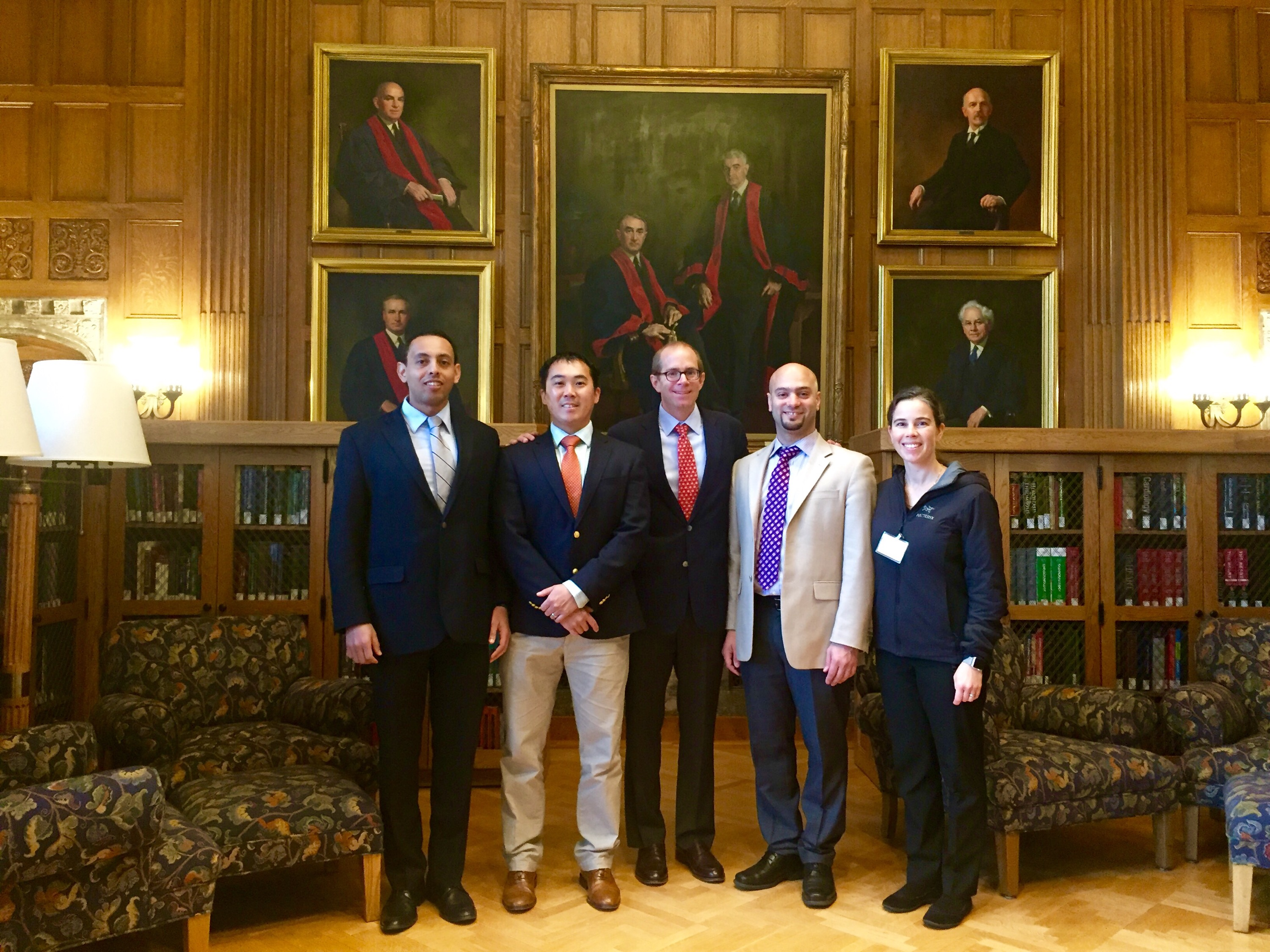 Day 23: Mayo Clinic visit and Timberwolves | AOA Traveling Fellowships